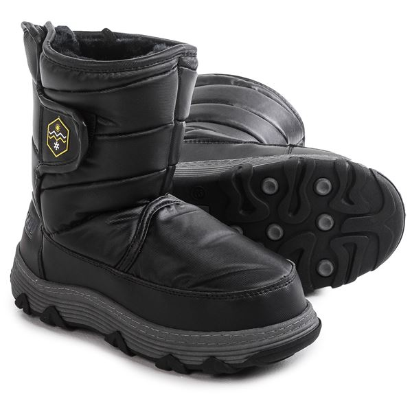 Khombu Jupiter Snow Boots - Waterproof, Insulated (For Little and Big Kids) in Purple - Closeouts