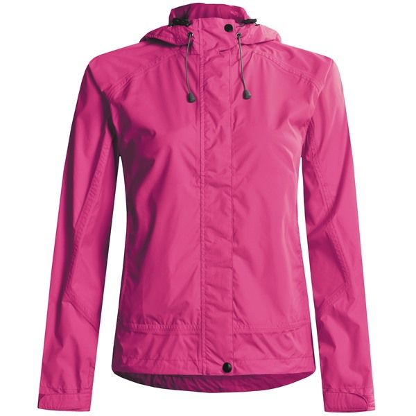 White Sierra Cloudburst Trabagon Rain Jacket (For Women) - Save 58%