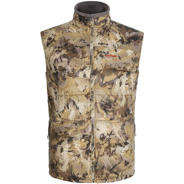 Sitka Kelvin Vest – Insulated (For Men)