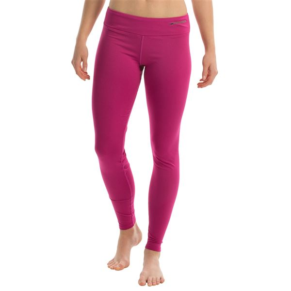 Hot Chillys Micro-Elite Chamois Base Layer Leggings - UPF 30+ (For Women) in Lagoon - Closeouts