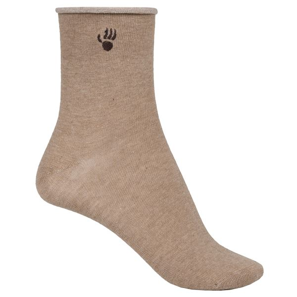 Bearpaw Roll-Top Ankle Socks (For Women) in Teal - Closeouts