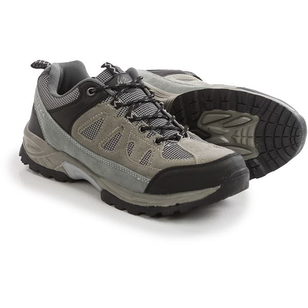 Itasca Nathaniel Hiking Shoes - Leather (For Men) in  - Closeouts