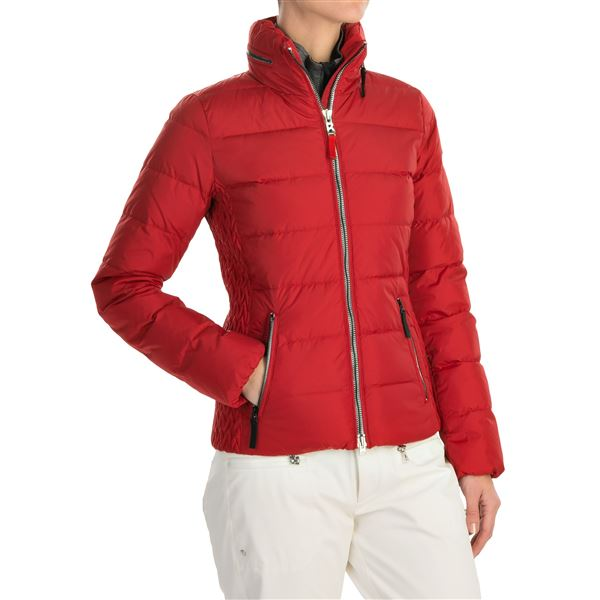 Bogner Fire + Ice Lenja2-D Down Ski Jacket - 600 Fill Power (For Women) in Silver - Closeouts