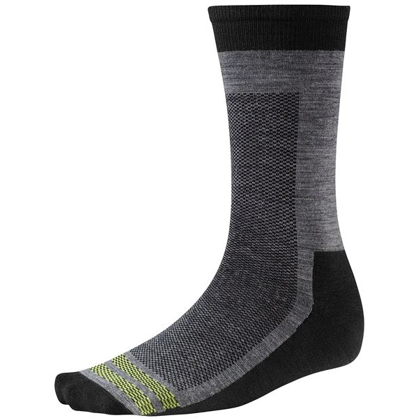 SmartWool Urban Hiker Socks - Merino Wool, Crew (For Men) in Cinnamon Heather - 2nds