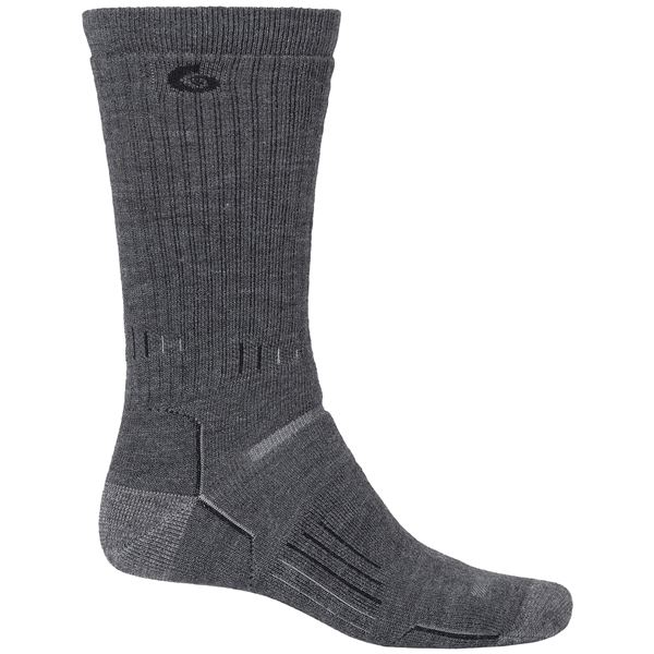 Point6 Boot 1806 Socks - Merino Wool, Mid Calf (For Men) in Coyote Brown - 2nds
