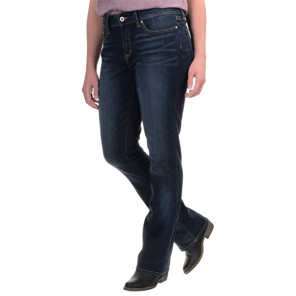 Yummie by Heather Thomson Ready to Wear Jeans - Bootcut (For Women) in White - Overstock