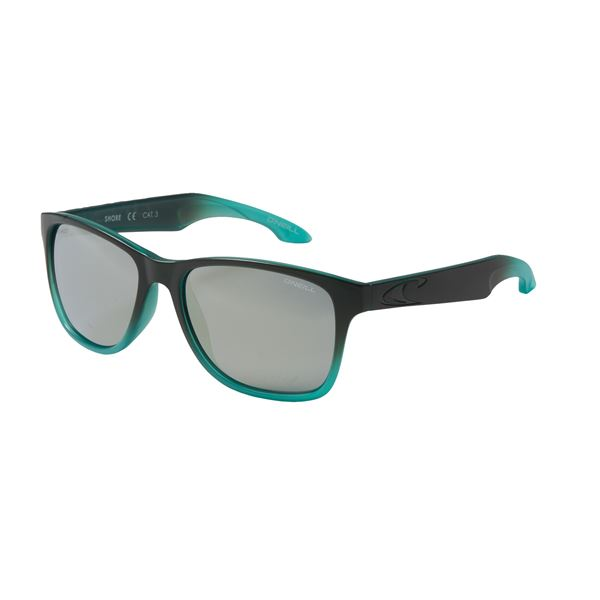O'Neill Shore Sunglasses - Polarized in Gloss Hawaii/Solid Smoke - Closeouts