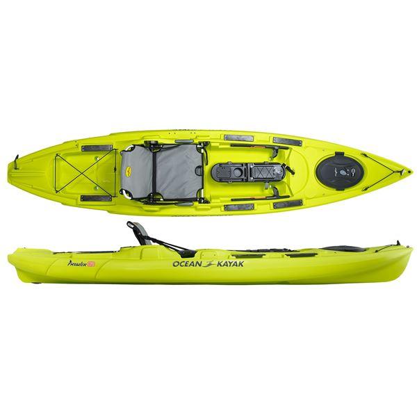 "Ocean Kayak Prowler Big Game II Angler Kayak - 12'9"" in Ocean - 2nds"