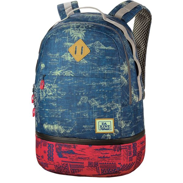 DaKine Interval Wet-Dry Backpack - 24L in Tabor - Closeouts