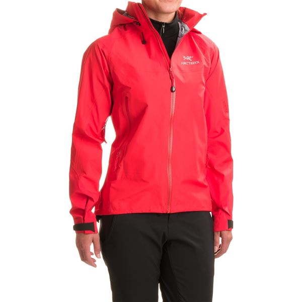 Arc'teryx Beta AR Gore-Tex® Jacket - Waterproof (For Women) in Black - Closeouts