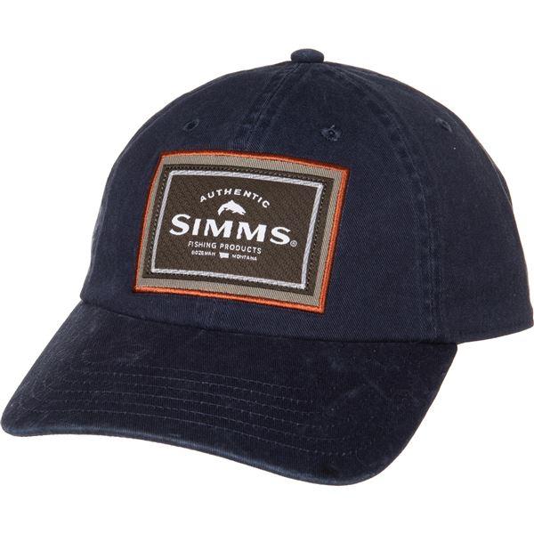 Simms Single Haul Baseball Cap - UPF 50+ (For Men and Women) in Tidal Camo - Closeouts