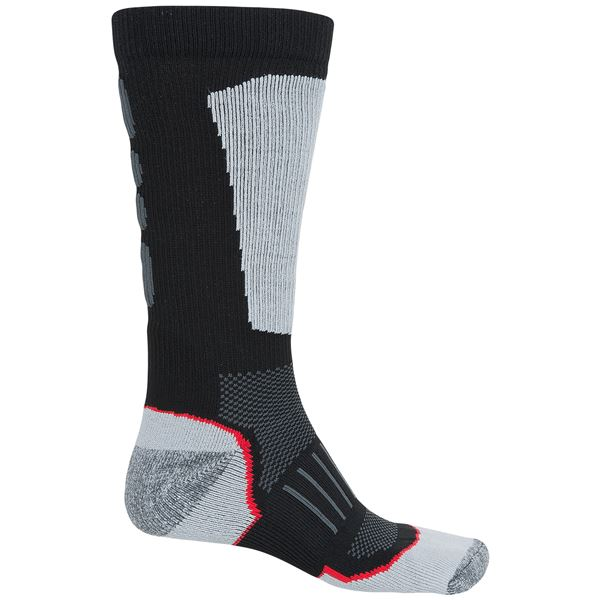 Wolverine Ultimate Safety Toe Boot Socks - Mid Calf (For Men) in Grey - Closeouts