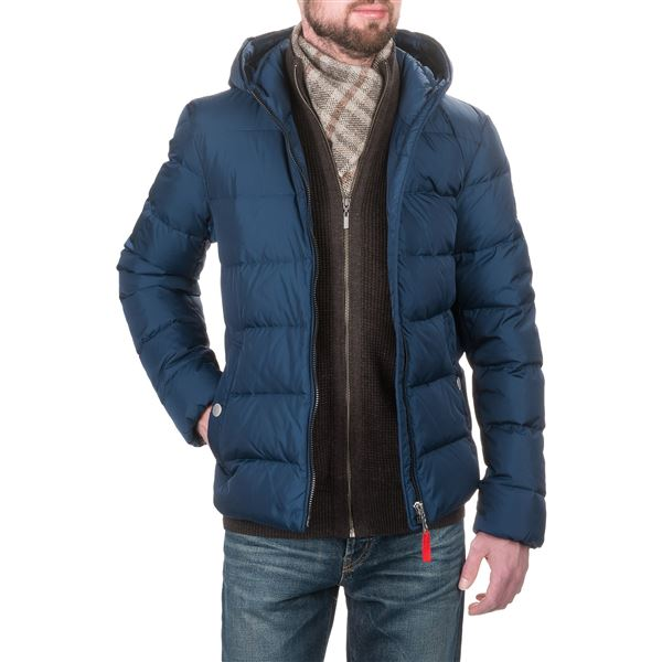 Bogner Fire + Ice Lenox2-D Down Jacket - 600 FP (For Men) in Espresso - Closeouts