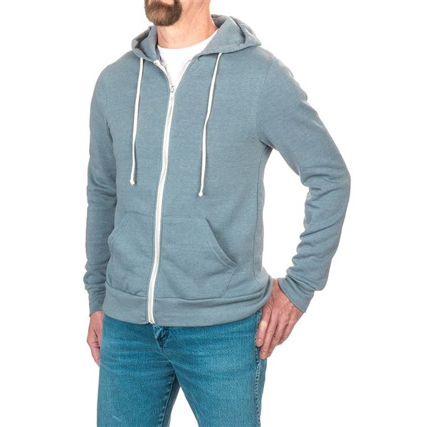 Alternative Apparel Rocky Eco-Fleece Hoodie (For Men)