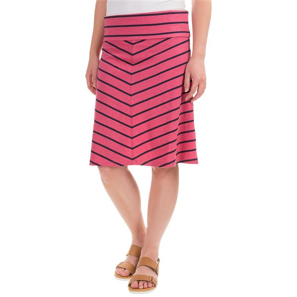 Mountain Khakis Cora Skirt - Classic Fit (For Women) in Geyser - Closeouts