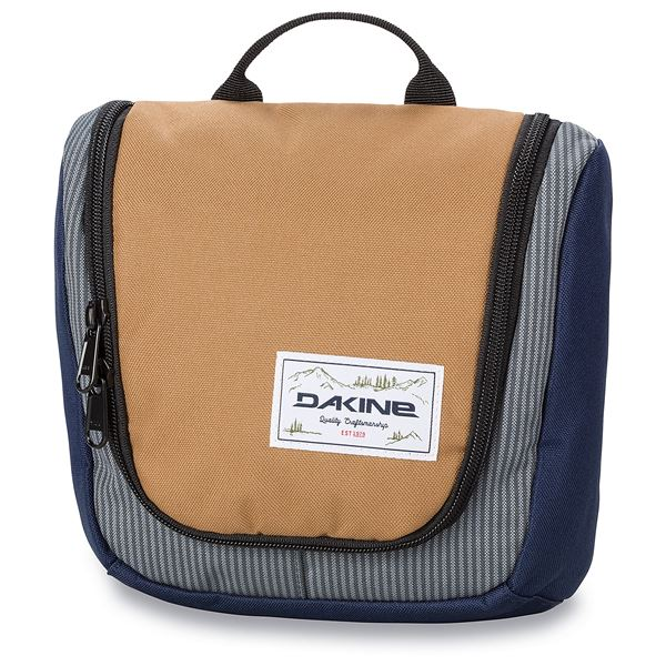 DaKine Travel Kit Toiletry Bag in Carbon - Closeouts