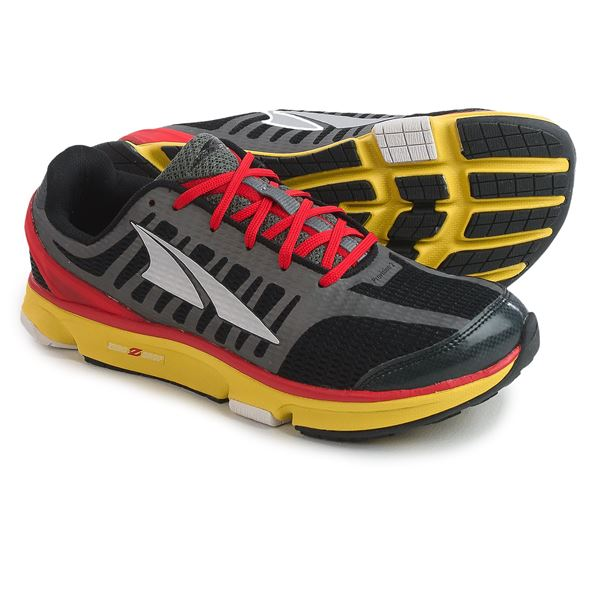 Altra Provision 2.0 Running Shoes (For Men) in Black/Red - Closeouts