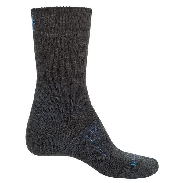 SmartWool PhD Outdoor Heavy Socks - Merino Wool, Crew (For Men) in Forest - 2nds