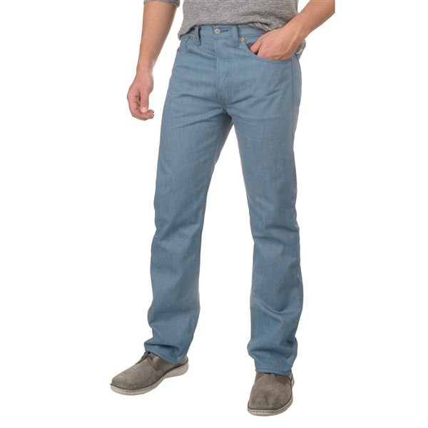 Levi's 501 Original Fit Jeans (For Men) in Rough Morning - Closeouts