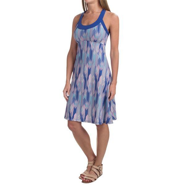 Image of Cali Tank Dress - Built-In Shelf Bra (For Women)