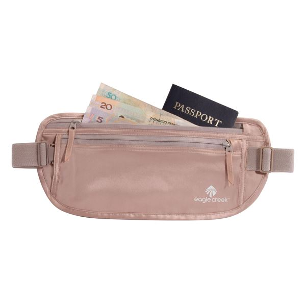 Eagle Creek Silk Undercover Money Belt in Black - Closeouts