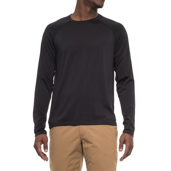 White Sierra Eureka Seamless Shirt - UPF 30, Long Sleeve (For Men) in Heather Grey - Closeouts