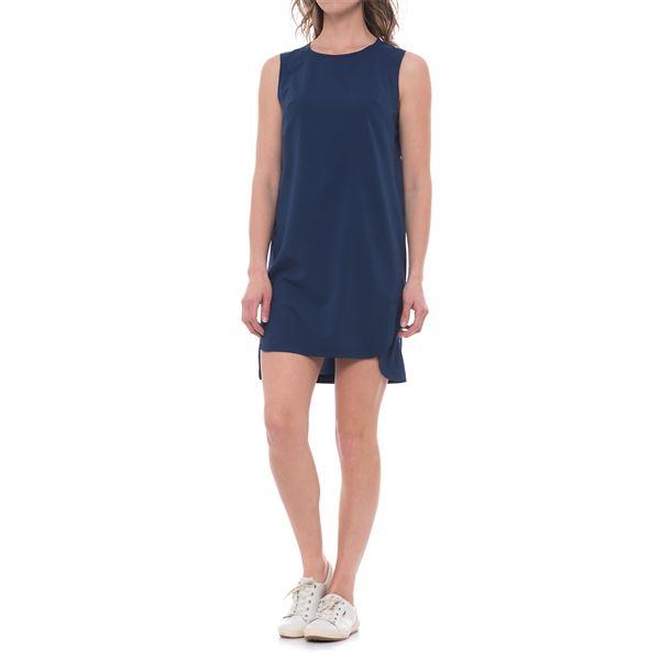 Lole Mimi Dress - Sleeveless (For Women) in Black - Closeouts