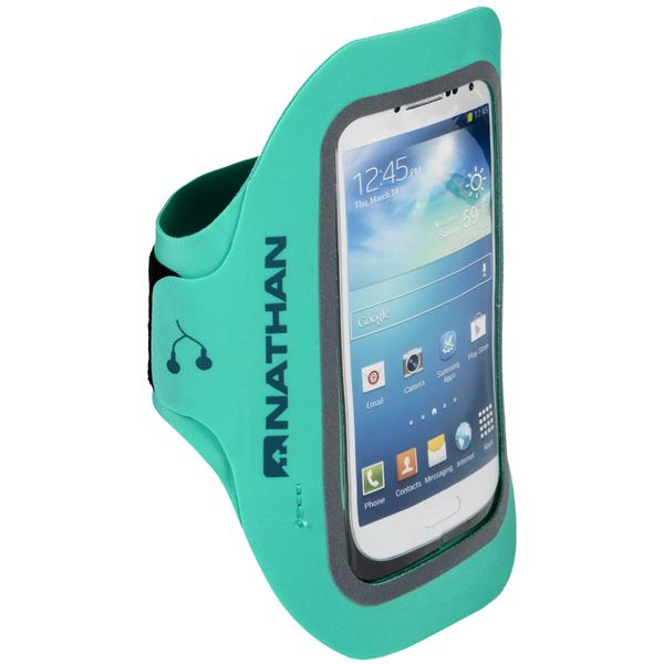 Nathan Supersonic 3 Phone Armband - iPhone® 5/6, Samsung® Galaxy S3/S4 in Vivacious - Closeouts