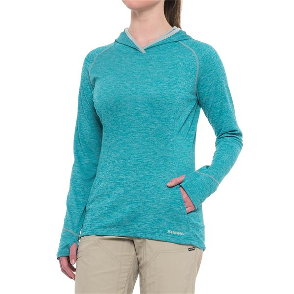 Image of BugStopper(R) Hoodie Shirt - UPF 50+, Long Sleeve (For Women)