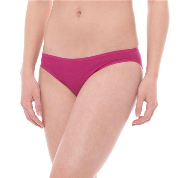 SmartWool Merino 150 Pattern Panties - Merino Wool, Bikini (For Women) in Light Capri - Closeouts