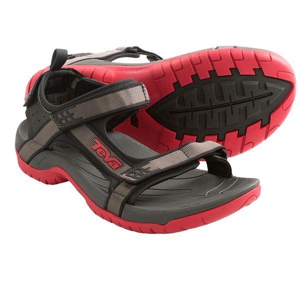 Teva Tanza Sport Sandals (For Men) in  - Closeouts