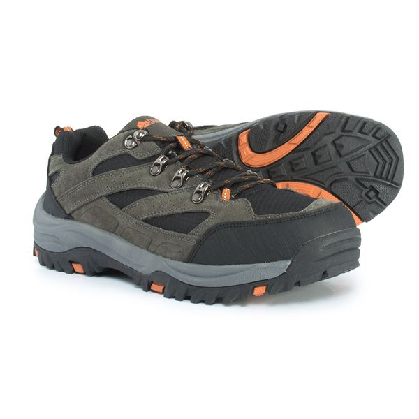 Denali Ridgeline Hiking Shoes (For Men) in Charcoal - Closeouts