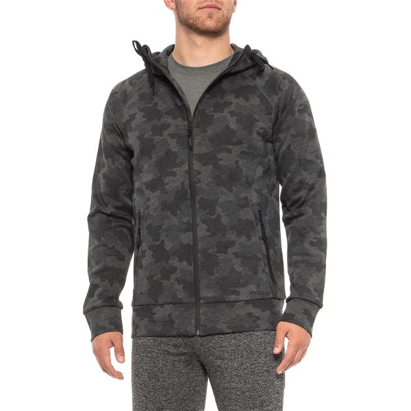 Kyodan Repeat Jacket (For Men) in Olive Camo Mix - Closeouts