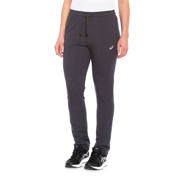 ASICS Team Everyday Pants (For Women) in Heather Grey - Closeouts