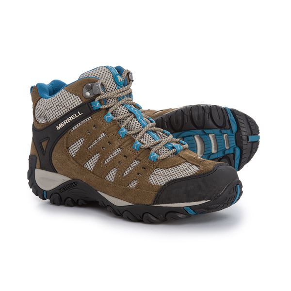Image of Accentor Mid Vent Hiking Boots - Waterproof (For Women)