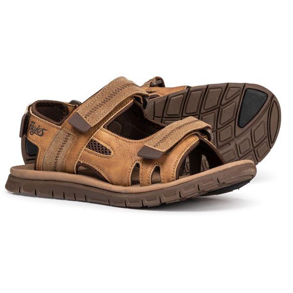 Image of Agave Adjustable Strap Sandals (For Men)