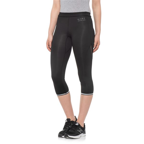 Image of Air 2.0 Tights 3/4 Running Capris (For Women)