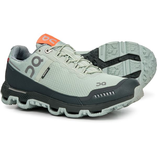 Image of Cloudventure Trail Running Shoes - Waterproof (For Women)