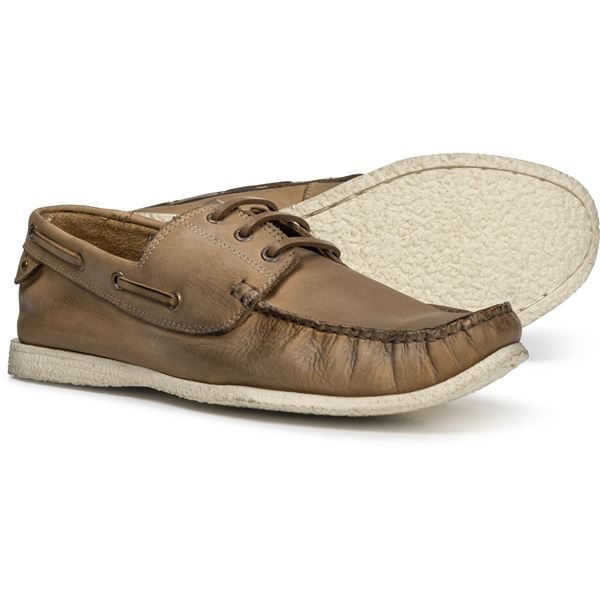 Image of Bay Boat Shoes - Leather (For Men)
