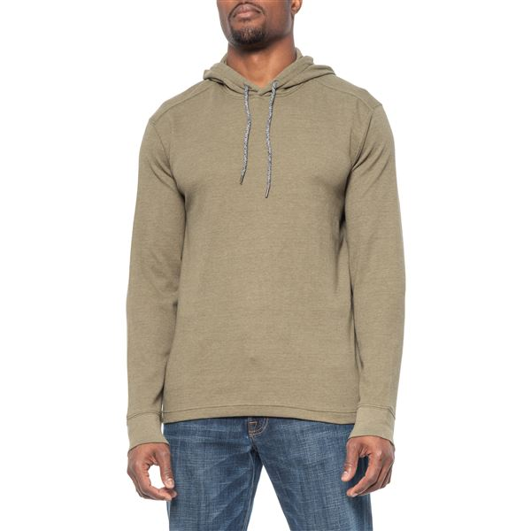 12b645e99f9d5 Toad&Co Organic Cotton Blend Rustic Olive Framer Hoodie (For Men) in Rustic  Olive