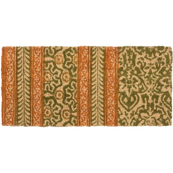 "Tag Amelia Estate Entry Mat - 18x40"", Coir in  - Closeouts"