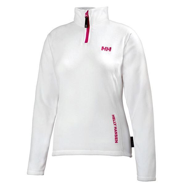 Helly Hansen Daybreaker Fleece Jacket - Polartec®, Zip Neck (For Women) in Evening Blue - Closeouts