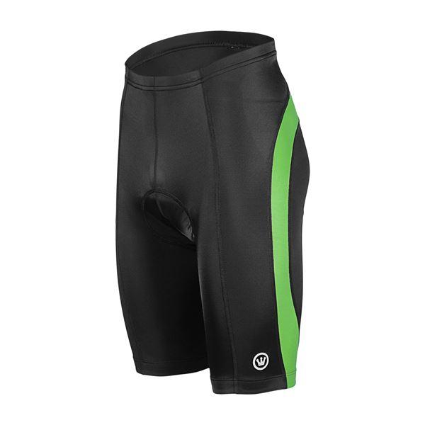 Canari Blade Gel Bike Shorts (For Men) in Azure Blue - Closeouts