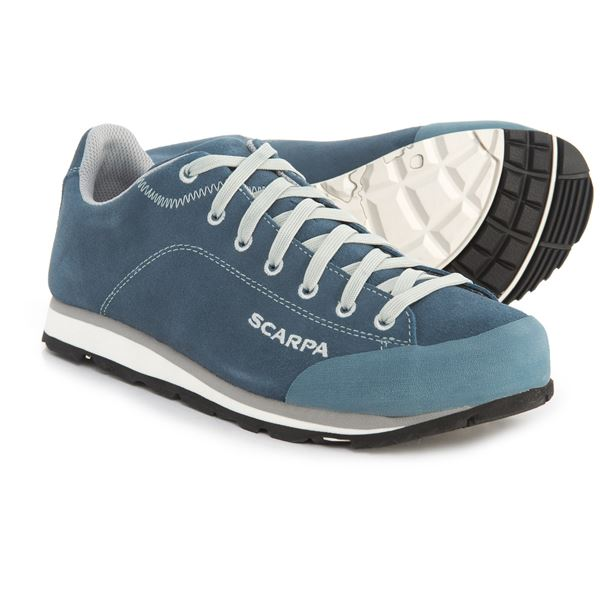 Scarpa Margarita Shoes - Suede (For Women) in Jeans - Closeouts