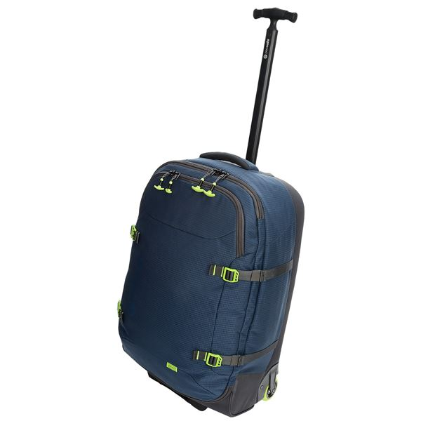"""Pacsafe Toursafe AT Rolling Suitcase - 21"""" in Navy Blue - Closeouts"""