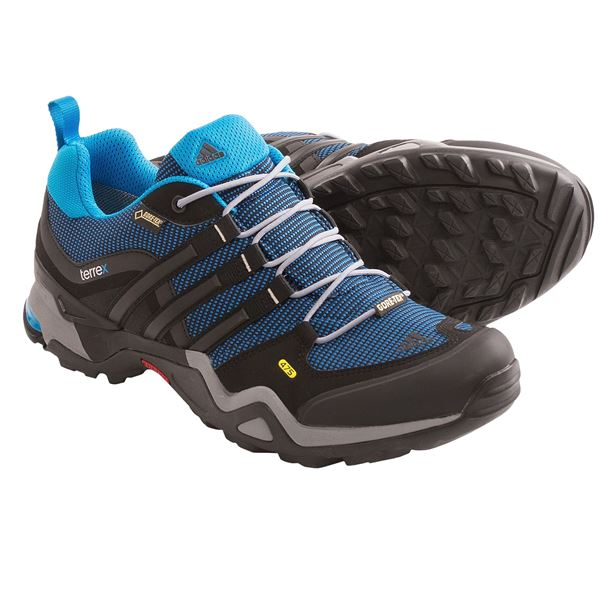 Adidas Outdoor Terrex Fast X Gore-Tex® XCR® Hiking Shoes - Waterproof (For Men) in  - Closeouts