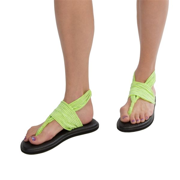 Yoga And Shoes: Sanuk Yoga Sling 2 Sandals (For Women)