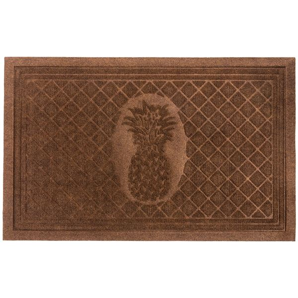 "Entryways Weather Beater Entry Door Mat - 22x35"", Polypropylene in  - Closeouts"