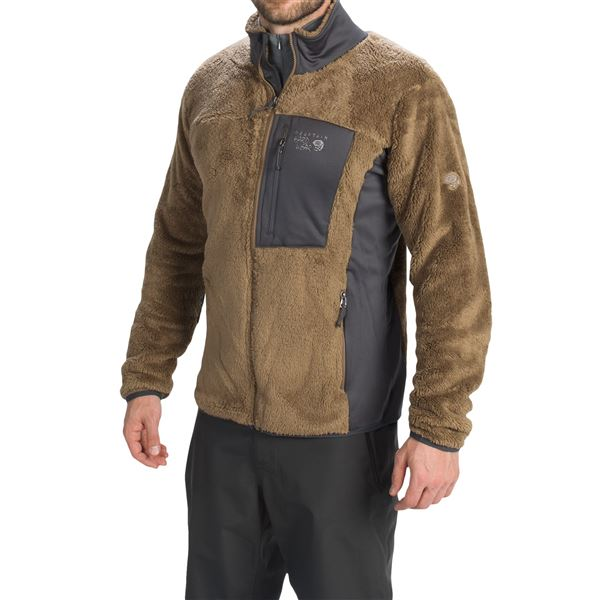 Mountain Hardwear Monkey Man Jacket Reviews - Trailspace.com
