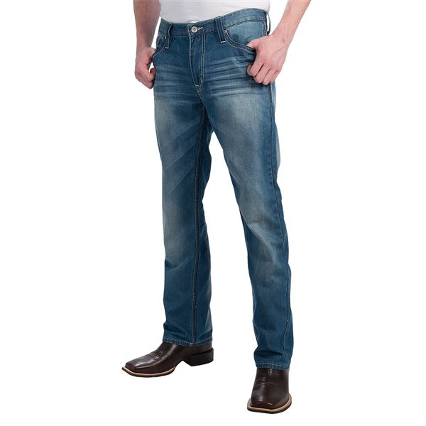Cinch Ian Jeans - Slim Fit, Bootcut (For Men) in  - 2nds